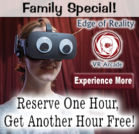 Edge of Reality Family Special