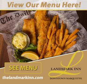 Dine in at The Landmark Inn
