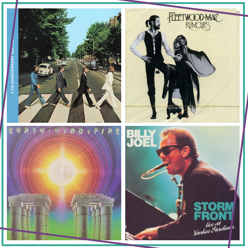 Listen to the Beatles, Fleetwood Mac, Earth Wind and Fire, and Billy Joel on 106.1 The Sound