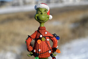 Listen to How the Grinch Stole Christmas on 106.1 The Sound!
