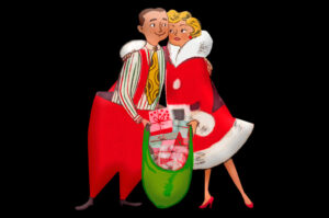Listen to I Saw Mommy Kissing Santa Claus on 106.1 The Sound