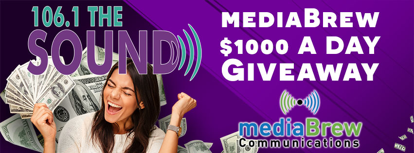 Enter to win $1000 a day!
